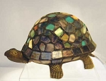 Dale Tiffany Turtle Lamp